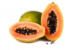 Papaya (Animal Consumption) - Parrots love the seeds for their peppery taste.